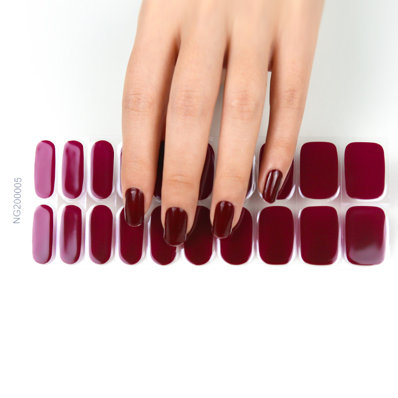New gel nail with UV hot sale in Japan Korea OEM with good price